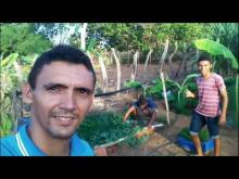 Embedded thumbnail for The setting up of Permaculture in the agricultural school of Oeiras,PIaui, Brazil