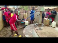 Embedded thumbnail for De l'eau pour la vie
