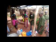 Embedded thumbnail for Hygiene and sanitation of the Toucountouna market in Benin