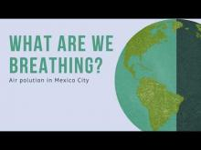 Embedded thumbnail for Air Pollution in Mexico City