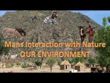 Embedded thumbnail for L'interaction de l'Homme avec la Nature. Notre Environnement
