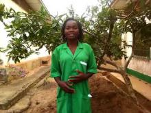 Embedded thumbnail for L'insertion des jeunes au Centre de Formation Agricole ( CAPAM) au Cameroun