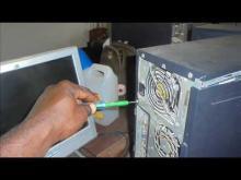 Embedded thumbnail for Changer les mémoires de RAM a l´ordinateur
