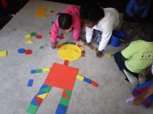 Embedded thumbnail for GRP4 ECE, Learning through play.